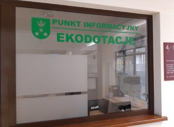Punkt Informacji o Ekodotacjach w Urzędzie Gminy w Pawłowicach