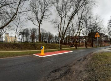 Zmiana organizacji ruchu w pobliżu zameczku w Czerwionce-Leszczynach