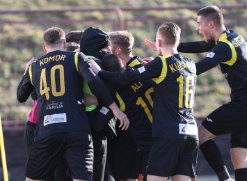 Pierwsze zwycięstwo w rundzie wiosennej piłkarzy GKS-u Jastrzębie