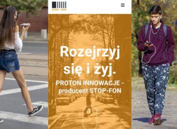 """Aplikacja """"Stop-fon"""" ma zwiększyć bezpieczeństwo na przejściach dla pieszych"""