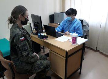 Ruszyły szczepienia 13. Śląskiej Brygady Obrony Terytorialnej