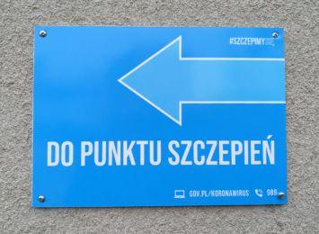 Szczepienia bez rejestracji w Żorach: w Baranowicach, Kleszczowie i Osinach