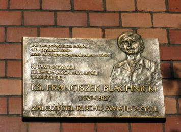 100. rocznica urodzin założyciela Ruchu Światło- Życie. Ksiądz Blachnicki pochodzi z regionu