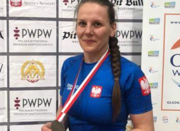 Sandra Pniak z medalem Mistrzostw Polski!