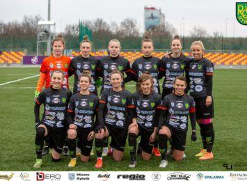 Piłkarki TS ROW-u Rybnik przegrały z GKS-em Katowice 0:7