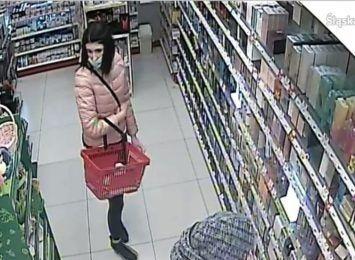 Policja szuka złodziejki perfum. Rozpoznajesz tę kobietę?