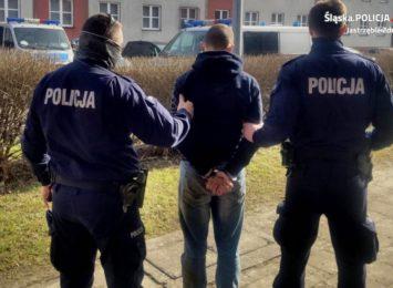 Policjant zaatakowany podczas próby zatrzymania złodziei
