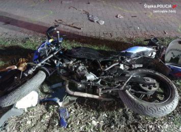 Śmiertelny wypadek w Jastrzębiu-Zdroju. Sprawca uciekł, szuka go policja [AKTUALIZACJA]