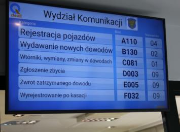 CEPiK w Cieszynie już działa. Nie powinno być problemów z rejestracją pojazdu