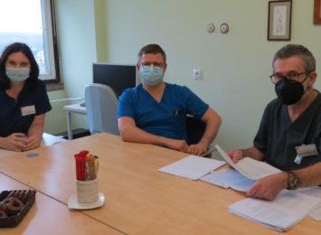 W połowie maja może zabraknąć lekarzy w szpitalu w Rybniku