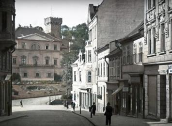 Tym razem Cieszyn i Jastrzębie-Zdrój na filmach z dawnych lat [WIDEO]