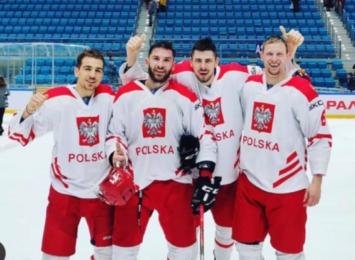 Hokeiści Mistrza Polski JKH GKS-u Jastrzębie powołani do kadry Polski