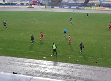 ROW Rybnik przegrał z rezerwami Miedzi Legnica