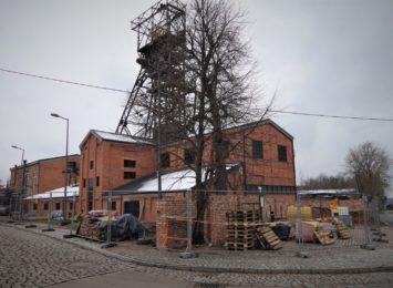 Remont Zabytkowej Kopalni Ignacy w Rybniku. Efekty widoczne jeszcze w tym roku