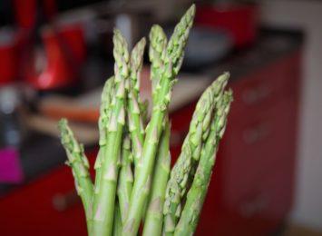 Kuchnia Radia 90: Zaczynamy sezon na szparagi