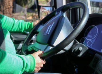 Mandaty dla kierowców ciężarówek. To efekt akcji policyjnej