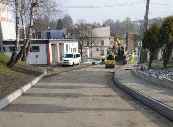 Uwaga kierowcy! Utrudnienia na ulicy Tuskera i Mickiewicza w Mszanie