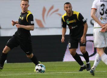 Po dwóch remisach porażka. Piłkarze GKS-u Jastrzębie nie sprostali GKS-owi Tychy