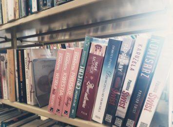Książka na majówkę. Poleca biblioteka w Rudach Raciborskich