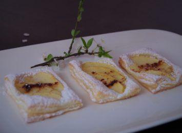 Kuchnia Radia 90: Na majówkę szybkie ciasteczka z jabłkiem