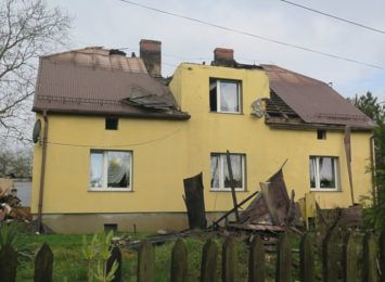 Rodzina straciła dach nad głową. Pawłowice pomagają pogorzelcom