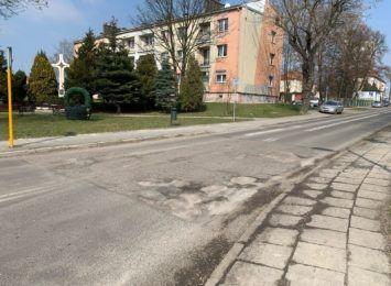 Interwencja Radia 90 pomogła. Ruszyła naprawa ulicy Górniczej w Wodzisławiu