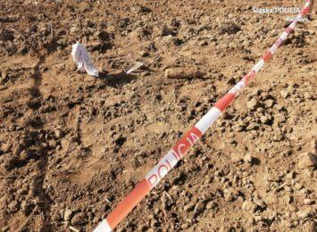 Kolejny niewybuch w powiecie raciborskim. Ewakuowano 11 mieszkańców z pobliskich domów