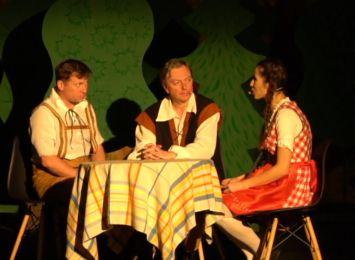 """To bajka o sile przyjaźni. Muzyczny spektakl o """"Jasiu i Małgosi"""" online"""