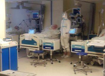 """Kucharzewska: """"Stabilizuje się sytuacja w śląskich szpitalach"""""""