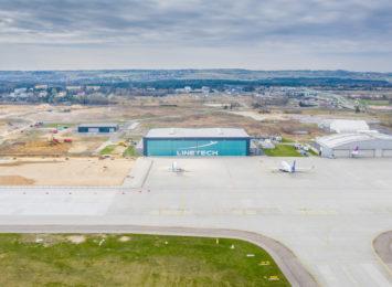 W Katowice Airport wystartowała budowa trzeciego hangaru. Inwestycja potrwa rok