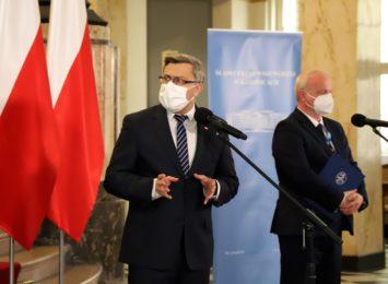 Szpital tymczasowy w Katowicach będzie wygaszany. Sytuacja epidemiologiczna jest coraz lepsza