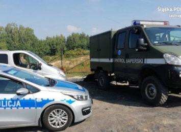 Niewybuch w Jastrzębiu-Zdroju. Tym razem obyło się bez ewakuacji mieszkańców