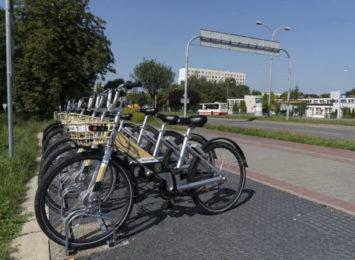 Rowery miejskie wracają do Jastrzębia-Zdroju. Seniorzy pojeżdżą nimi za darmo