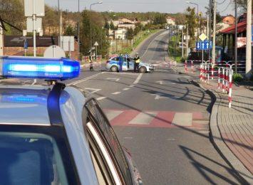 Ulica Żorska w Rybniku odblokowana. Pocisk zabrany przez patrol saperski