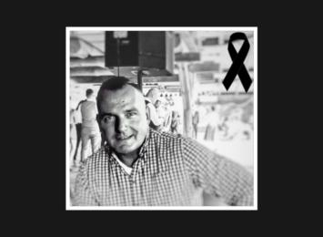 Syreny wyją w całym regionie! Ostatnie pożegnanie zastrzelonego policjanta Michała Kędzierskiego