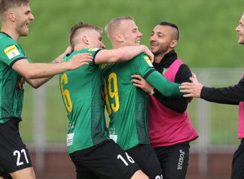 Ważne zwycięstwo piłkarzy GKS-u Jastrzębie. Pokonali Stomil Olsztyn 2:0