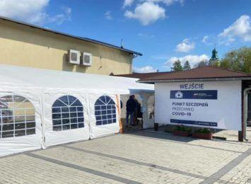 Dziś w Pilchowicach można zaszczepić się bez rejestracji