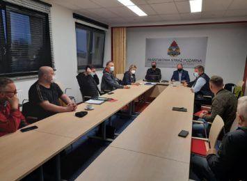 Ogłoszono alarm przeciwpowodziowy na terenie powiatu wodzisławskiego