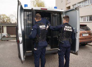 29-latek był poszukiwany przez sąd. Został zatrzymany przez jastrzębskich policjantów