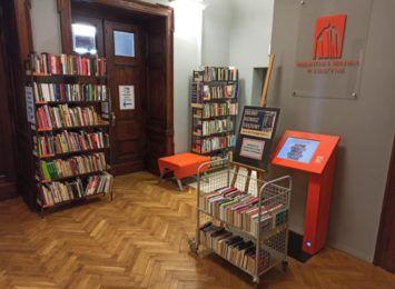 Wracają kary za przetrzymywane książki w cieszyńskiej bibliotece