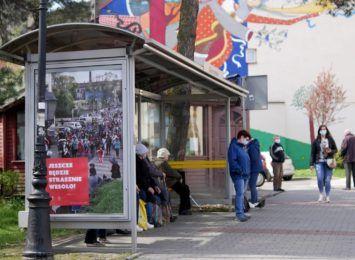 Co to za kolorowe plakaty w Cieszynie? Miasto wspomina imprezy z ostatnich lat