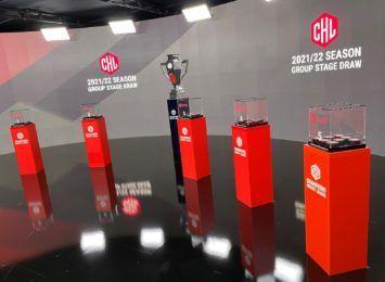 Hokeiści JKH GKS-u Jastrzębie poznali rywali w Lidze Mistrzów