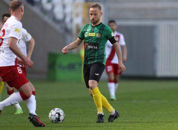 ''Ten remis jest dla nas jak zwycięstwo''. GKS Jastrzębie zremisował z ŁKS-em Łódź