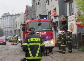 W Rydułtowach na Ofiar Terroru trwa wielkie sprzątanie po wczorajszej nawałnicy [FOTO, WIDEO]]