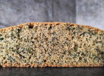 Kuchnia Radia 90: Zdrowe i pyszne ciasto z pokrzywami