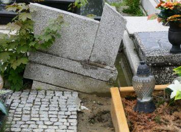 Sanepid: Można chować zmarłych na rydułtowskim cmentarzu
