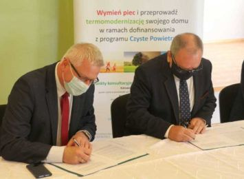 """W Kornowacu będzie punkt konsultacyjny programu """"Czyste Powietrze"""""""