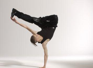 Pierwsze zawody akrobatyczne w WCK. Coś dla pasjonatów tańca i gimnastyki