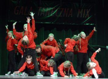Gala MIX w Wodzisławiu. Taneczne wydarzenie na onlajnie