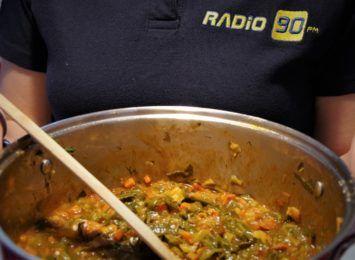Kuchnia Radia 90: Szybki obiad z młodej kapusty